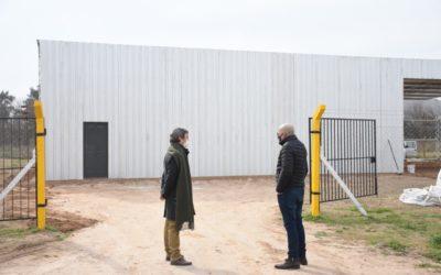 Industria agropecuaria: se radica empresa de fabricación de bolsas y big bags