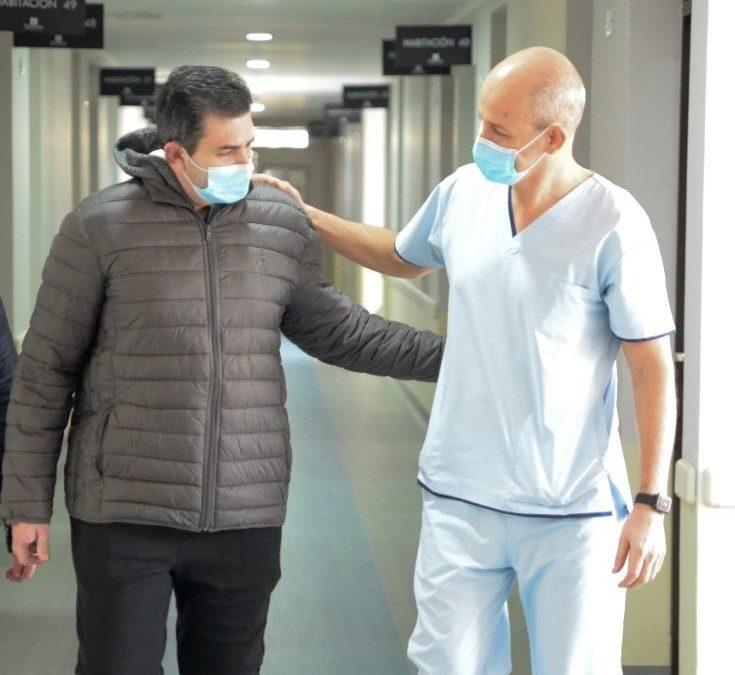"""Herrera: """"tenemos un Hospital Municipal y un equipo de Salud que está a la altura de las circunstancias"""""""