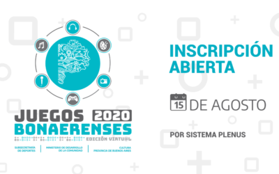 Juegos Bonaerenses 2020: edición virtual
