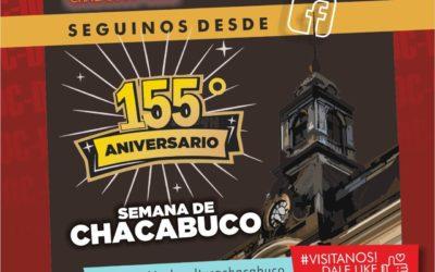 Canto a Chacabuco en un nuevo aniversario de nuestra ciudad