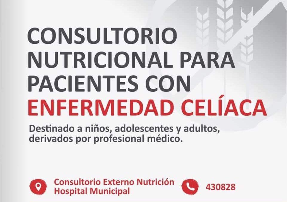 Atención para pacientes con enfermedad celíaca