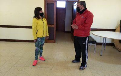 Continúa el recorrido por gimnasios e institutos de danza
