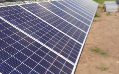 Desarrollo de energías sustentables: puesta en marcha del Parque Fotovoltaico