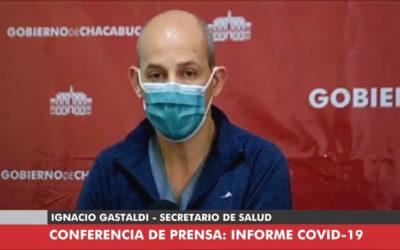 Covid: autoridades de Salud solicitan la colaboración de la población