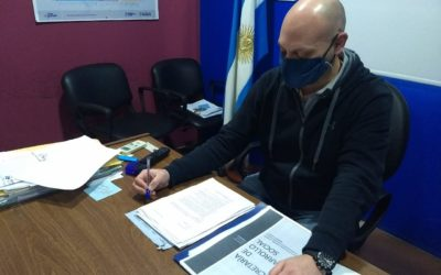 Nación y Municipio: el trabajo junto a Desarrollo Social