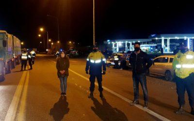 Seguridad: Continúan los operativos de control de Policía Vial