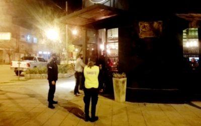 Seguridad: controles nocturnos en locales gastronómicos