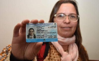 Licencias de Conducir: atención Línea 147
