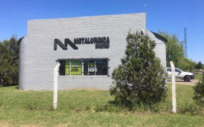 Parque Industrial y el espíritu inversor de las Pymes en Chacabuco