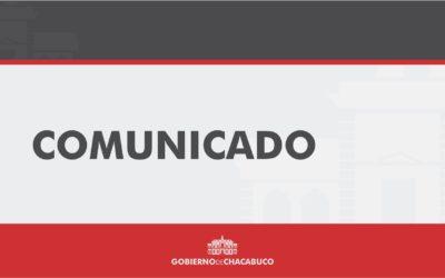 Coronavirus: Hospital Municipal, parte diario 5/10