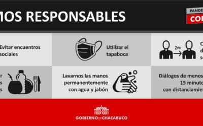 Cuidarse es responsabilidad de todos