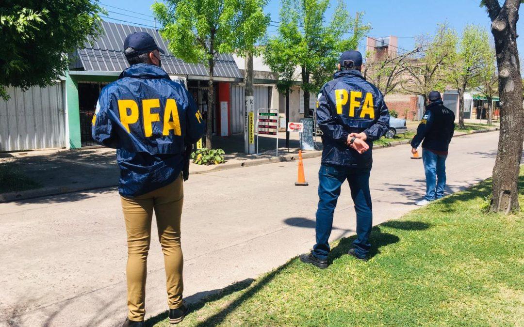Seguridad: operativos de prevención junto a Policía Federal
