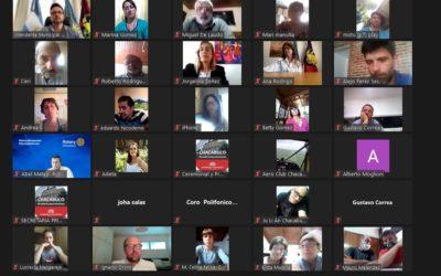 Presentación del Registro de Entidades de Bien Público: segunda reunión