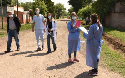 Salud: comenzó a implementarse el Plan Detectar en Chacabuco