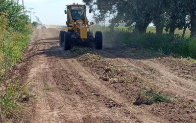 Obras y Servicios Públicos: Trabajos en caminos y canales