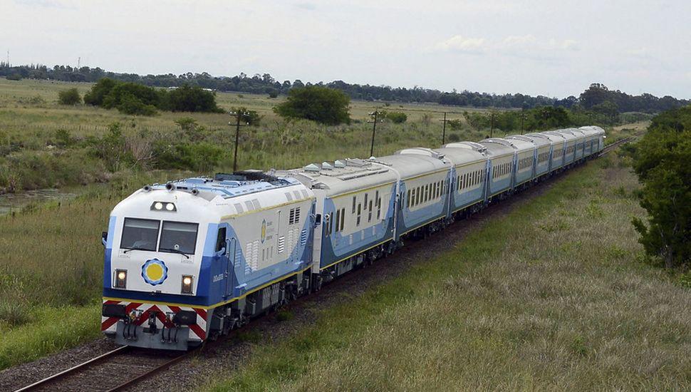 Servicio de trenes para trabajadores esenciales