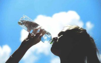 Acciones preventivas para esta época de calor