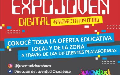 Comenzó la Expo Joven Digital 2020