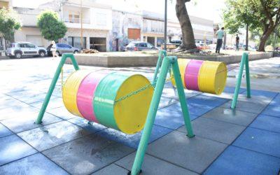 Espacios públicos: por qué es importante no hacer uso de los juegos