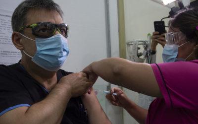 Las vacunas se administrarán por turnos