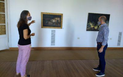 Apertura Galería de Arte: Muestra Patrimonio de Artes Visuales