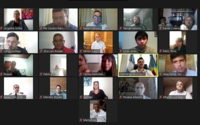 Segunda reunión del Consejo Asesor de Entidades Religiosas