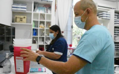 Llegaron a Chacabuco las vacunas contra el covid-19