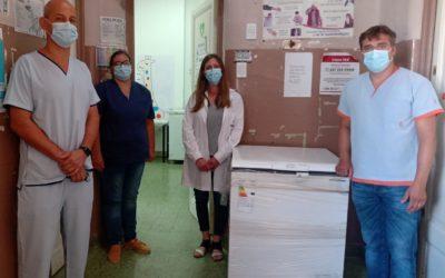 Salud: donación de la Cooperativa de Granjeros
