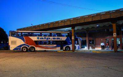 Reabrió la Terminal de Ómnibus y el TALP retomó el servicio
