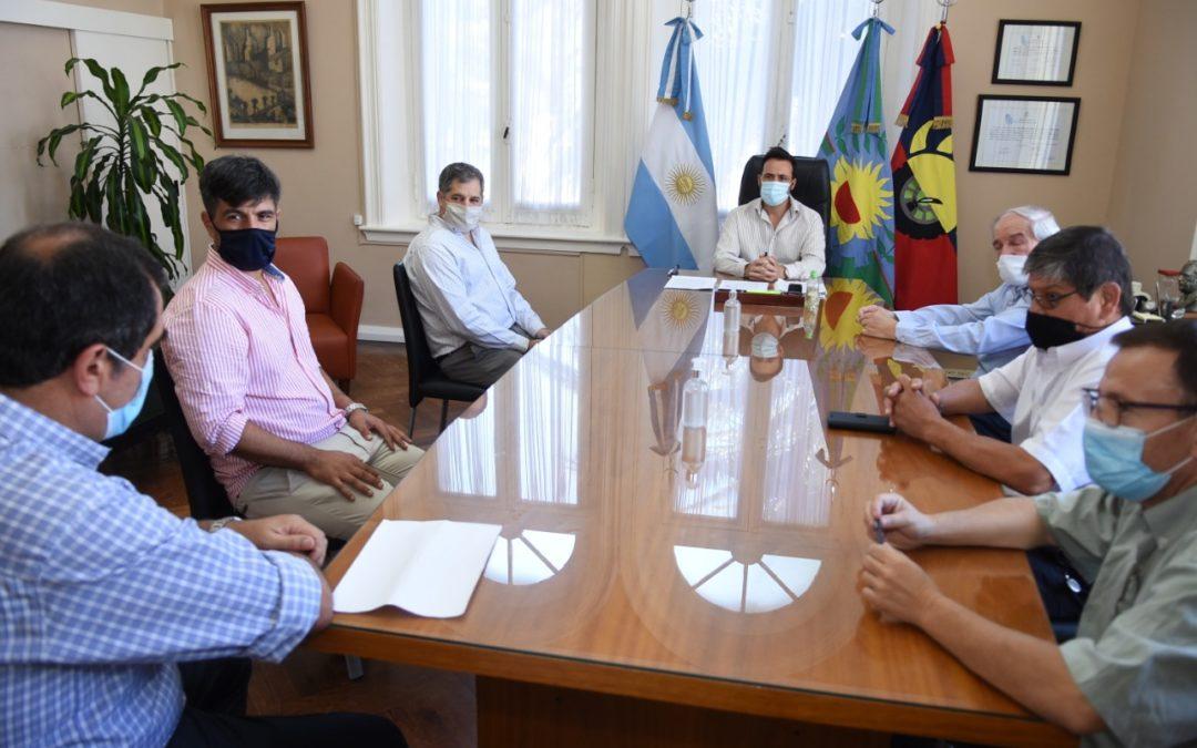 Municipio y Cooperativa Eléctrica: importante firma de convenios para obras