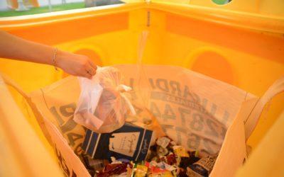 Medio Ambiente: la importancia de reciclar desde casa