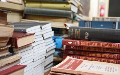 Más libros, más lectores: la Biblioteca Municipal de feria