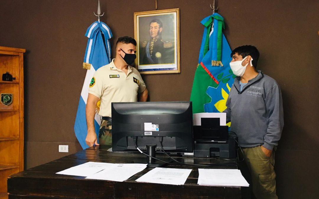 El trabajo del Comando de Prevención Rural Chacabuco