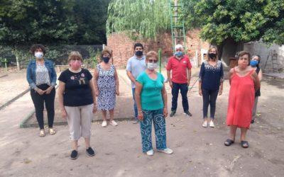 Cerca de las localidades: autoridades de Desarrollo Social en Castilla
