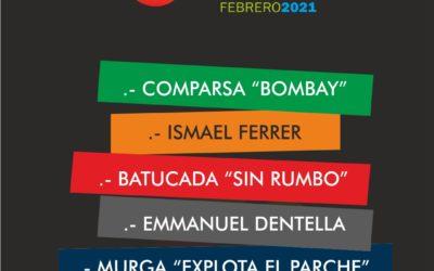Cultura: Carnaval de Chacabuco 2021