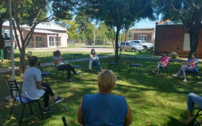 Salud: continúa la planificación de protocolos para instituciones locales