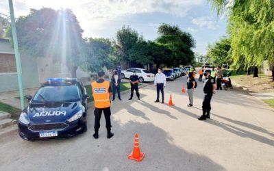 Seguridad: Operativos de prevención en los barrios
