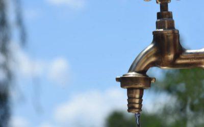 Podemos prevenir el derroche de agua potable