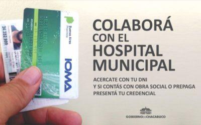 Cómo colaborar con nuestro hospital