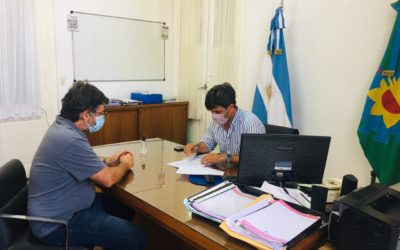 Municipio y UTN: firma de convenio
