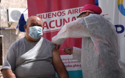Coronavirus: 34 residentes del Geriátrico Municipal recibirán la vacunación