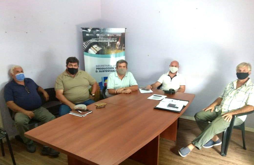 Medio Ambiente: reunión con la subcomisión de arbolado