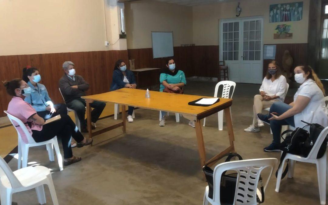 Violencia de género: jornada de sensibilización en Rawson y Castilla