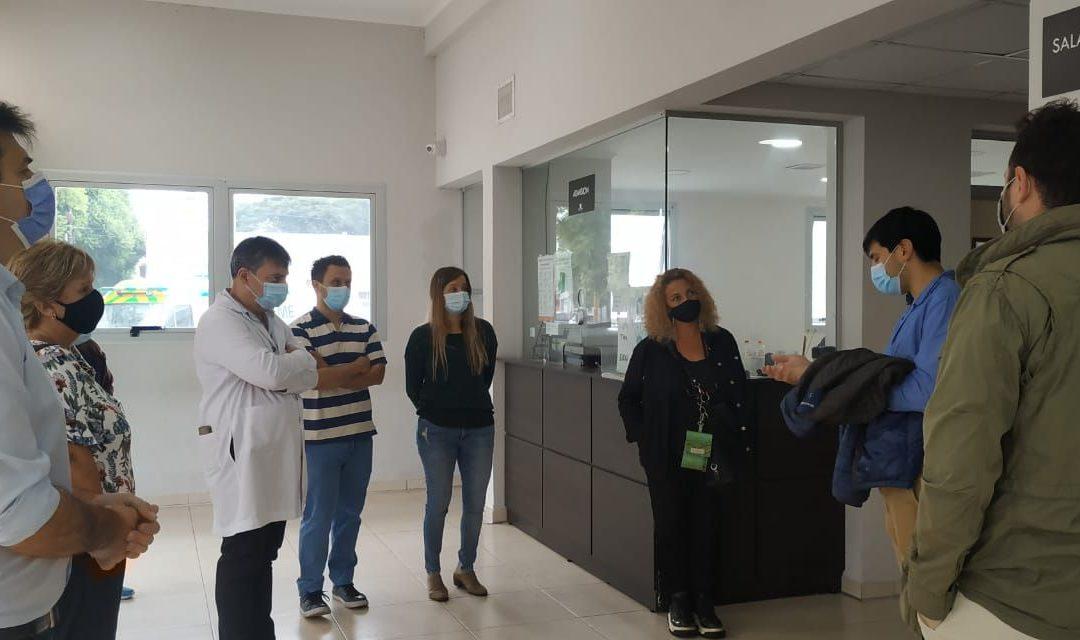 Digitalización del Hospital Municipal