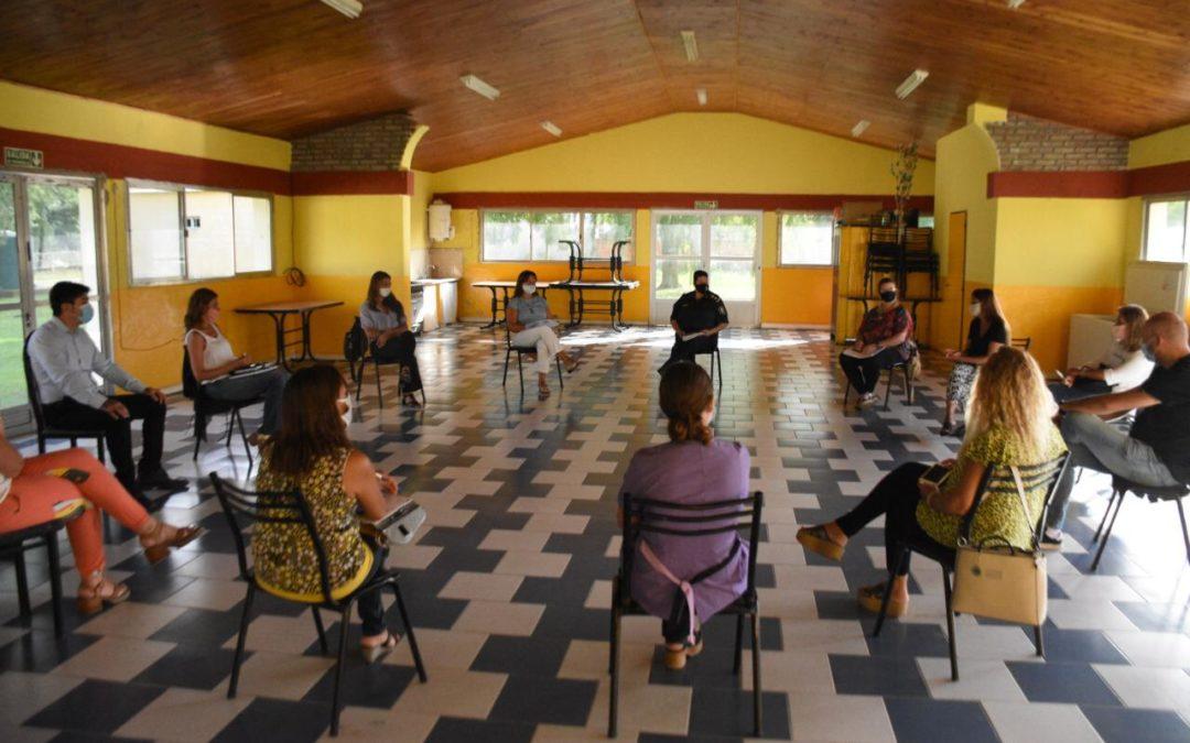Se desarrolló la mesa intersectorial sobre violencia de género