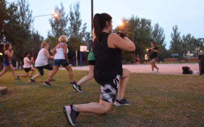 Deporte: culminó un nuevo ciclo del 30×30 Chacabuco se mueve