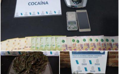 Procedimiento policial por infracción a la Ley de Drogas
