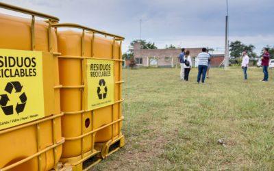 Medio Ambiente: se amplían los puntos de reciclaje
