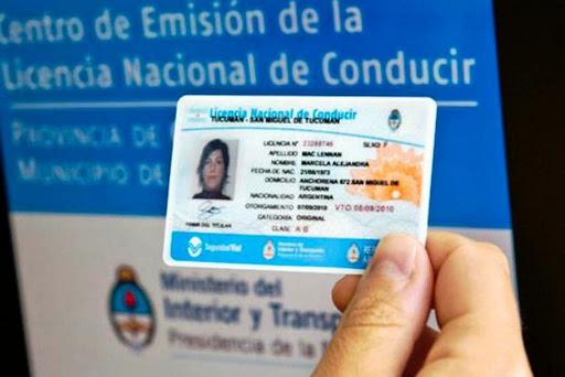 Licencia de Conducir: Nueva prórroga