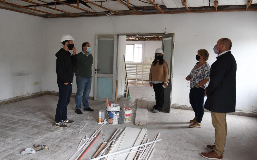 Puesta en valor y ampliación del edificio Solís: avanza la primera etapa